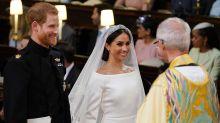 Archbishop refutes Meghan's 'false' wedding claim