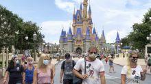 Disney reabre sus parques de diversión en Florida