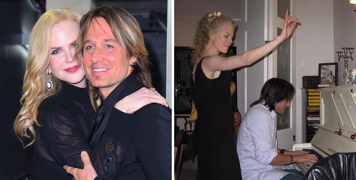 Nicole Kidman & Keith Urban exchange adorable Instagram ...