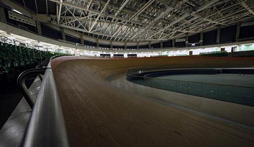 Radsport: Wieder Feuer im Olympia-Velodrom von Rio