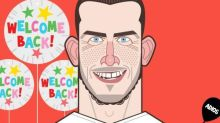 Masterstroke or mistake? Who cares, Bale's return to Spurs is intoxicating