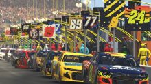 NASCAR's iRacing format brings excitement of virtual track to TV
