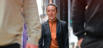 Drug driver who hit woman while on phone spared jail