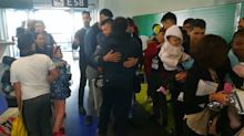 Pope Francis Brings 33 Refugees To Rome