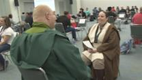 Speed dating Star Wars style, may the force be with you