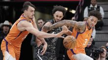 Suns snap 11-game skid in San Antonio, topple Spurs 103-99