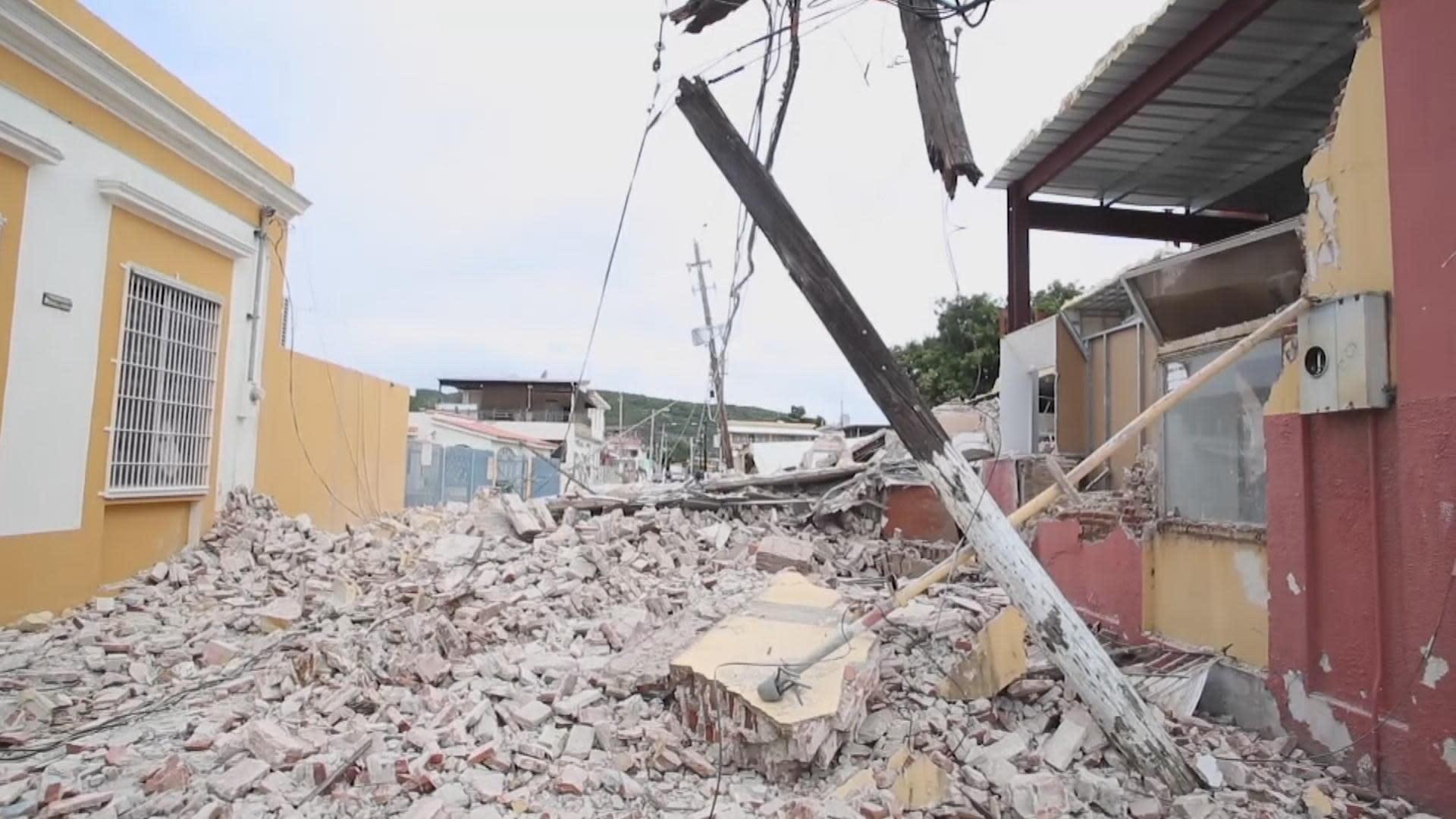 Puerto Ricans hoping Trump signs major disaster declaration