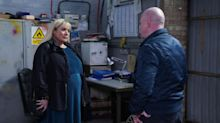 EastEnders' Callum Highway intervenes in Phil and Sharon clash in first-look photos