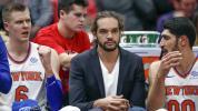 Knicks' Hornacek reportedly shoved Noah