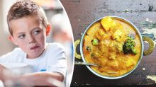 Dad's 'enraging' anti-curry whinge slammed as 'racist'