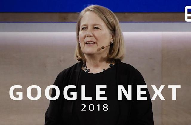 Watch the Google Cloud Next keynote in under 13 minutes