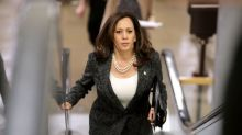 Kamala Harris: The Democratic message is 'telling the American public we see them'