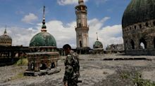PHOTOS: Marawi's ruins a reminder of Islamic State's devastating reach