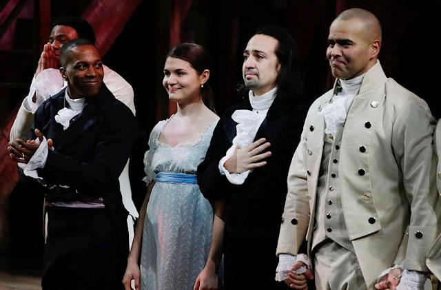 What's on TV: 'Hamilton,' 'Baby-Sitter's Club' and 'Unsolved Mysteries'