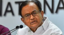 Chidambaram cautions govt if goes beyond vote on account