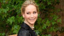 Jennifer Lawrence just revealed her wedding registry on Amazon