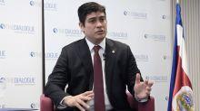"""El presidente de Costa Rica es incluido en la lista """"100 Next"""" de revista Time"""