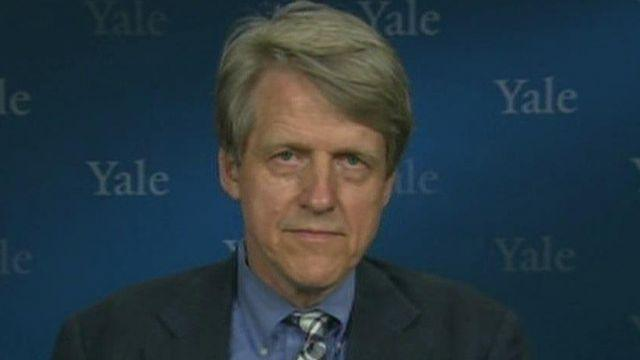 Shiller: Housing Bubble Could Be Forming in Some Areas