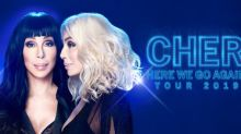 Cher - The HERE WE GO AGAIN Tour Dates Announced