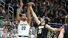 Miles Bridges sinks late go-ahead 3-pointer to help Michigan State topple Purdue