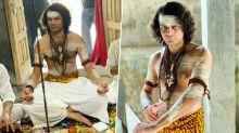 Tej Pratap Yadav is Back! Lalu Prasad Yadav's Elder Son Dresses Up as Lord Shiva, Offers Prayers at Temple