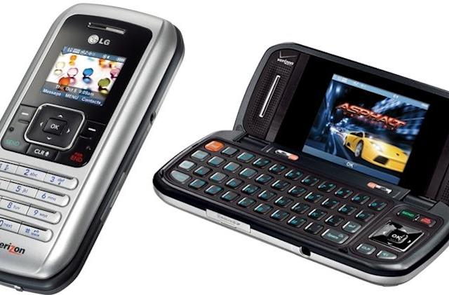 Verizon's LG VX9900: all dressed up but no place to go