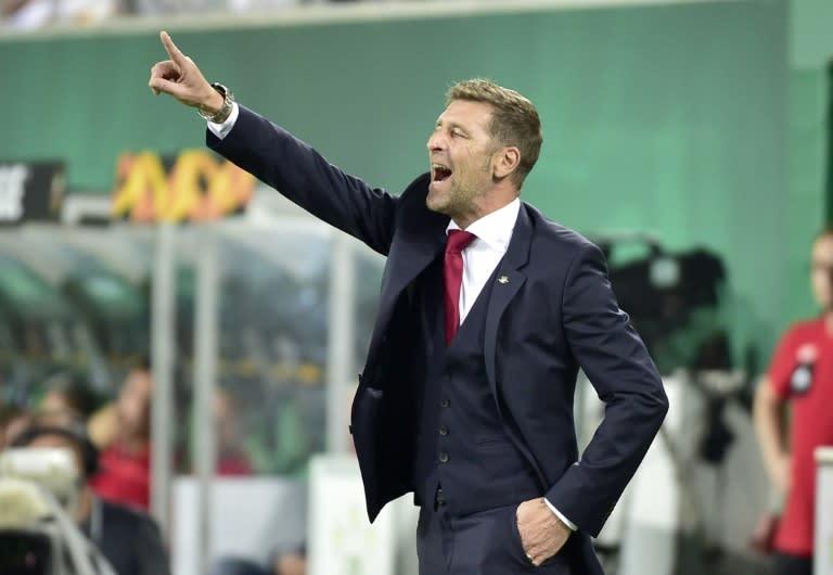 84ccfdc34bc Spartak sack coach Carrera after Arsenal Tula defeat