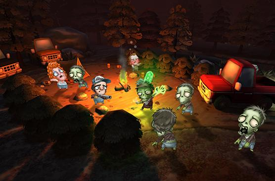 Making games when you're dead broke: The story of Ragtag Studios