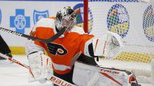 Hart stops 28 shots; Flyers blank Sabres 3-0 again
