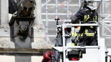 Una frenética carrera de 66 minutos para salvar a la catedral de la segura extinción entre las llamas