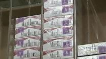 Law to keep cigarettes out of sight in NYC
