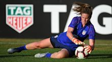 Can Alyssa Naeher fill the gloves of USWNT goalkeeping legends Hope Solo and Briana Scurry?