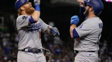 Dodgers ganan 8-3 a Diamondbacks; Turner y Pujols jonronean