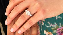 Princess Beatrice's '£100,000 engagement ring' was designed by fiancé