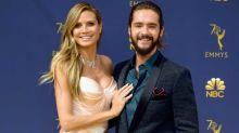 Heidi Klum Explains Her Massive Ring on 2018 Emmys Red Carpet Alongside Boyfriend Tom Kaulitz