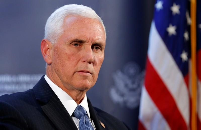 Vice President Pence to walk a tightrope in China speech amid trade deal hopes