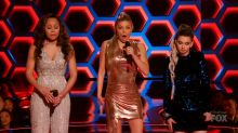 Dramatic upset on 'The Four' as a relatively new contestant is crowned champion