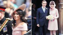 Herzogin Meghan vs. Audrey Hepburn: So ähnlich sind sich ihre Looks