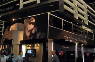 Pioneer's CEDIA booth tour
