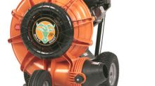 Billy Goat's Force™ II Wheeled Blowers Now Offered In Optional 10 Gross hp(†) Vanguard™ Power