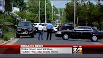 NJ Father Holding Baby Hostage Fatally Shot By Monmouth County SWAT Team