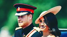 Prince Harry Apparently Likes Giving Meghan Markle Fashion Tips