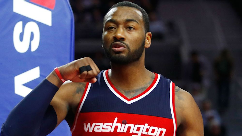 John Wall would like to see Paul George in a Wizards jersey
