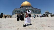 Palestinians warn Israel-UAE deal imperils Jerusalem's Al-Aqsa mosque
