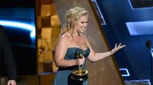 That Emmy Goes Well with Amy Schumer's Smoky Eye