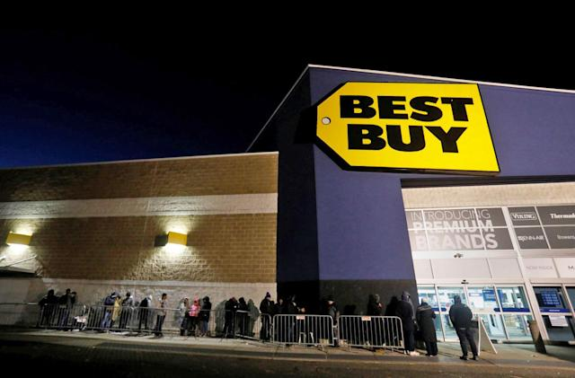 Best Buy may also have had customer data exposed