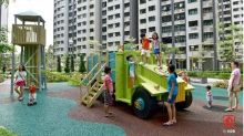 New HDB playgrounds being built in Dawson, Clementi and Bukit Panjang