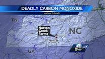 Fire-Rescue: Carbon monoxide kills 1, injures 16 who tried to help