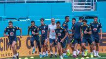 Diego Carlos dice que jugar en el Sevilla lo preparó para debutar con Brasil