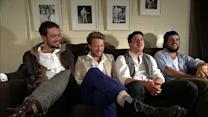 Mumford and Sons - Live On Letterman Interview